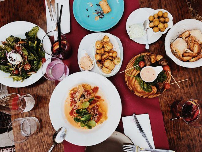 Ресторанти около София