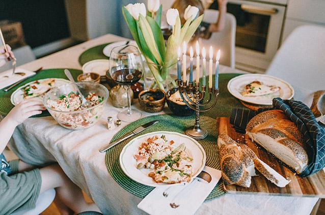 Еврейски празници